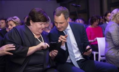 """De Block wil De Croo als premier: """"Franstaligen hebben meerderheid, wij niet"""""""