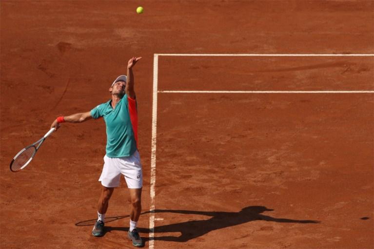 Stevige opener voor David Goffin op Roland Garros, Elise Mertens opent tegen Russische