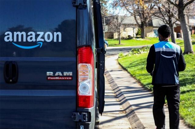 Amazon goed voor kwart van omzet van alle onlineverkoop in Europa