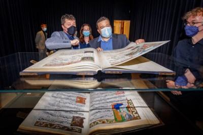 """Luxueuze replica helpt Mechels topstuk beschermen: """"Koorboek Margareta heeft regelmatig rust nodig"""""""