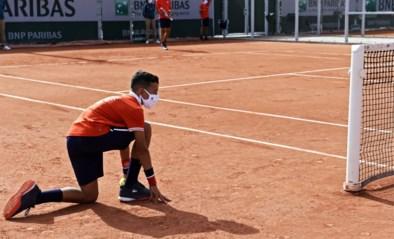 Franse overheid laat maximaal 1000 mensen per dag toe op Roland Garros