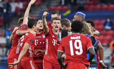Sevilla probeerde alles en ook de VAR werkte niet mee, maar Bayern München wint de Europese Supercup na verlengingen