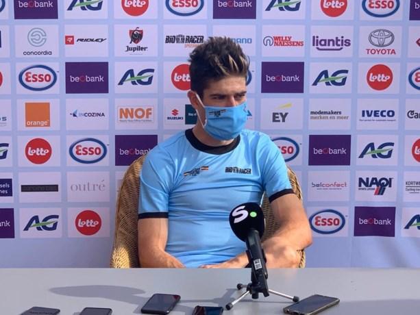 """Wout van Aert lijkt ondanks zware Tour klaar om wereldtitel te pakken in tijdrit: """"Nog steeds kracht in de benen"""""""