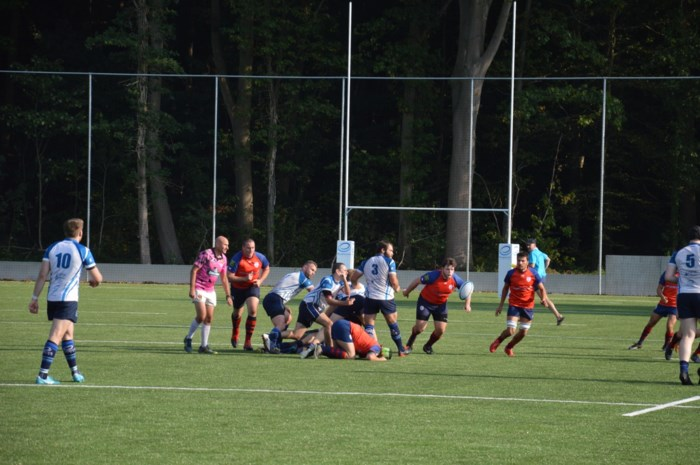 Rugbyclub Leuven heeft eindelijk deftig tweede veld