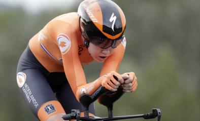 Een en drie voor Nederland: Anna van der Breggen kroont zich eindelijk tot wereldkampioene tijdrijden