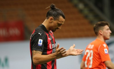 """Ibrahimovic test positief op corona, maar Zlatan laat zich niet kennen: """"Covid had de moed om mij uit te dagen. Slecht idee"""""""