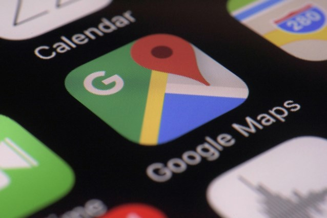 Google Maps gaat aantal besmettingen in de buurt weergeven