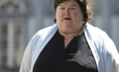 """Maggie De Block: """"België zal in maart kunnen beginnen vaccineren tegen coronavirus"""""""