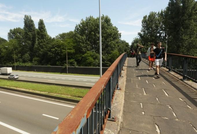 Renovatie van belabberde wandel- en fietsbrug over A12 weer uitgesteld