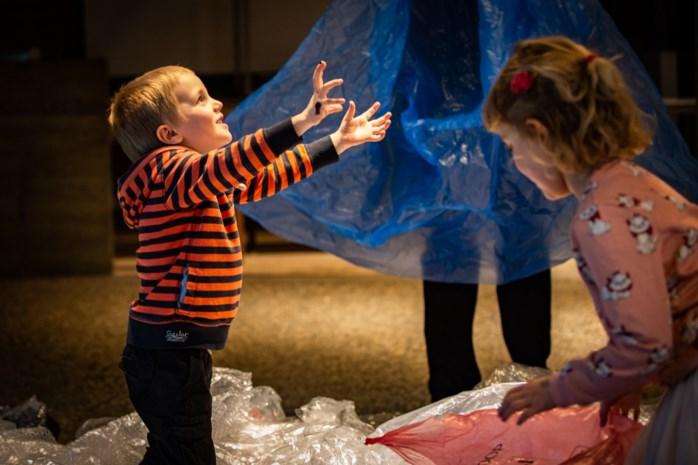 Festival Stormopkomst laat kinderen componeren, recycleren en protesteren