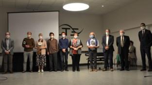 Koen Baert en Johan Nachtergaele cultuurlaureaten 2020