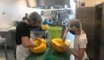 Talentenschool viert duurzame week met pompoensoep