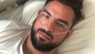 """""""Je wordt betaald om in het ziekenhuis te liggen"""": coronapatiënt Matthieu (37) overstelpt met haatberichten"""