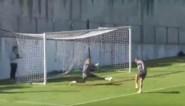 'De Muur' is er klaar voor: Thibaut Courtois blinkt uit op training van Real Madrid