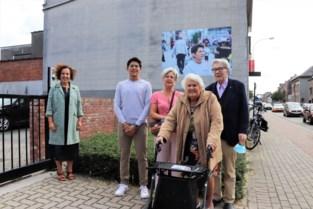 De mensen maken de stad: 16 portretten met verhalen op Mechelse muren
