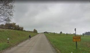 Weg Kumtich-Hoksem afgesloten