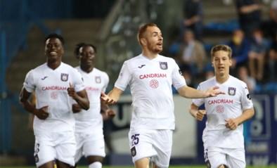 Anderlecht kan tegen Eupen niet rekenen op Trebel en hoopt dat hij Club haalt
