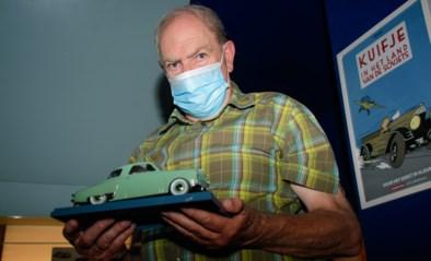 """Eddie (73) mag verzameling miniatuurauto's tentoonstellen in museum: """"Ik ben de tel kwijt"""""""