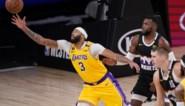 LA Lakers hebben voor het eerst in tien jaar NBA-finale in het vizier