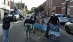 Halte Merlet plaatst werken van 21 lokale kunstenaars in de Kerkstraat