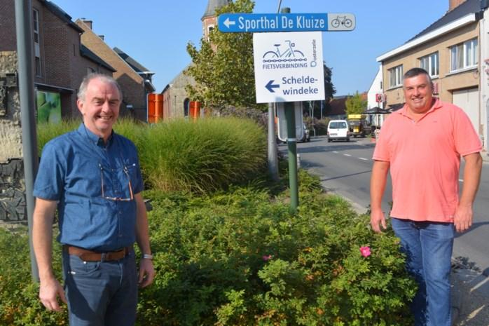"""Gemeente wijst fietsers de weg: """"Verbindingen nog te weinig gekend"""""""