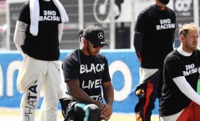 Lewis Hamilton wil met eigen 'commissie' voor meer diversiteit in de autosport zorgen