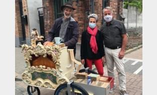 Seniorenfeest afgelast: Crèmekar en draaiorgel trekken naar de wijken