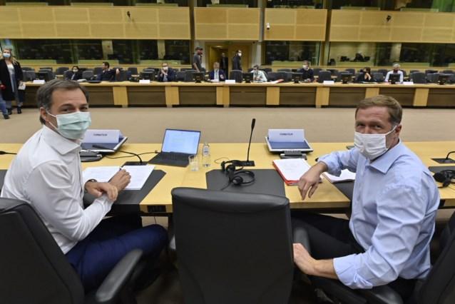 Eerste onderhandelingsdag afgelopen, vrijdag om 10 uur nieuwe vergadering