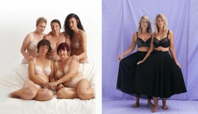 Van de naaisters tot de CEO: deze lingeriemakers hebben iets te vieren en gaan zelf voor de camera staan