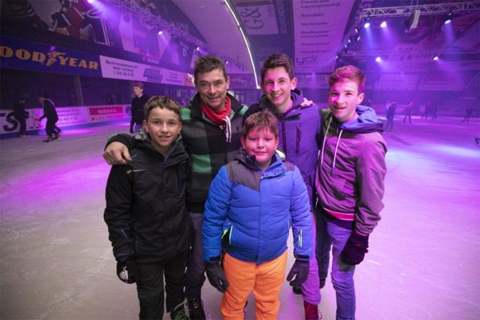 """Seizoensopener van Heistse ijsbaan verkoopt twee keer uit: """"Tijdens het schaatsen kan je alles even vergeten"""""""