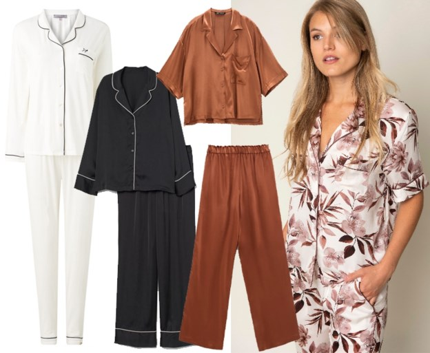 Pyjamamode zoals op de Emmy Awards, maar dan voor onder je eigen dekentje