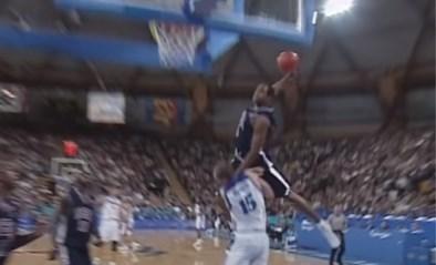Dag op dag 20 jaar geleden zorgde Vince Carter voor de 'Dunk des Doods', volgens velen de beste dunk ooit