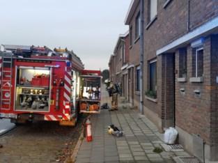 Schade beperkt na kleine brand