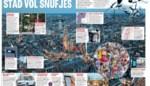 Deze snufjes vind je allemaal terug in de straten van Antwerpen