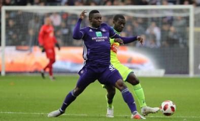 Mohammed Dauda nu al negende speler die positief test op corona bij Anderlecht