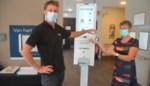 WZC Gildentuin wint desinfectiezuil van CleanSafe