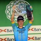 Jakob Fuglsang won eerder al de Ronde van Lombardije.