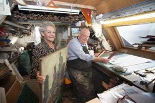 """Na een carrière om in te kaderen, gaan Geert en Martine met pensioen: """"Door slecht in te lijsten, is al veel kunst verloren gegaan"""""""
