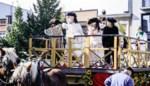 Coronaproof Reuzenstoet trekt heel weekend met paard en kar door Borgerhout