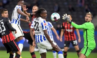 Hertha kan met Lukebakio en Boyata Frankfurt niets in de weg leggen