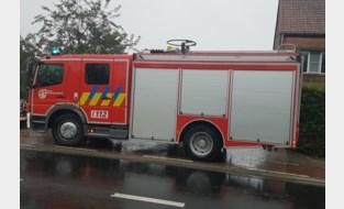 Ruim honderd brandweerinterventies door Odette<BR />
