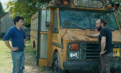 """Francesco en Junior Planckaert hebben ambitieus plan met oude bus, Eddy is sceptisch: """"Trek jullie plan"""""""