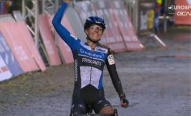 Aniek Van Alphen wint eerste cross op Belgische bodem bij vrouwen, Sanne Cant wordt zesde