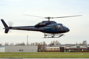 Hollywood in Brussel: drie gangsters kapen helikopter en proberen te landen op binnenplein van gevangenis