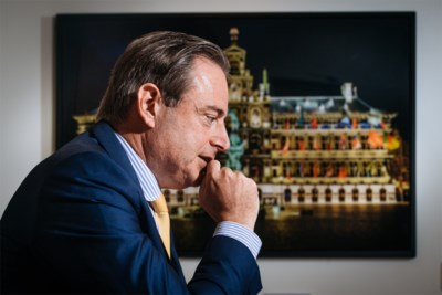 """Bart De Wever over Vivaldi en de toekomst: """"Misschien moeten we kiessysteem omvormen om ooit nog iets gedaan te krijgen"""""""