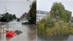 Gentse brandweer overspoeld met aanvragen: straat wordt zwembad, bomen vallen om