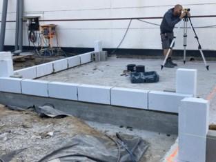 Renovatie en nieuwbouw technische dienst gestart