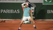 David Goffin krijgt pak voor de broek van Italiaans toptalent en mag meteen inpakken op Roland Garros