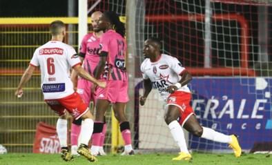 Inspiratieloos Charleroi lijdt eerste puntenverlies op het veld van rode lantaarn Moeskroen