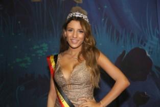 Deze Hasseltse ging met het kroontje van Miss Limburg 2021 aan de haal